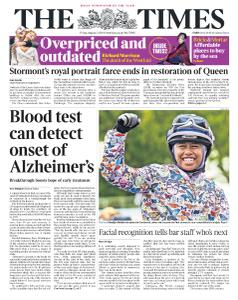 The Times - 2 August 2019
