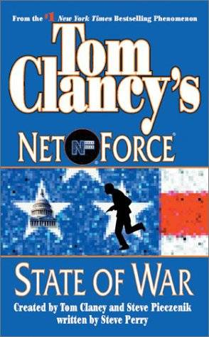 [Audiobook] Tom Clancy - Net Force: State of War