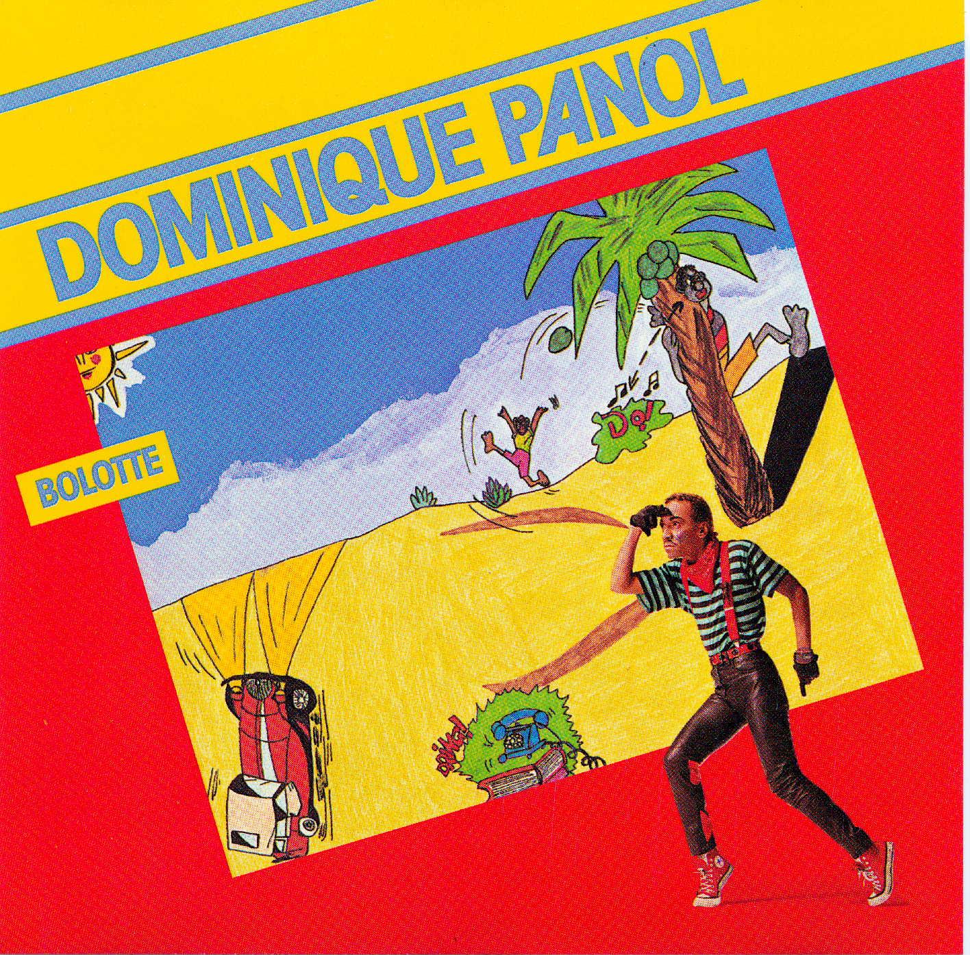 Dominique Panol - Bolotte  (1987)