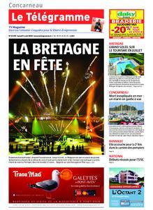 Le Télégramme Concarneau – 03 août 2019