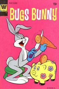 Bugs Bunny 143 Whitman Jul 1972