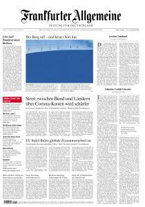 Frankfurter Allgemeine Zeitung - 1 Dezember 2020