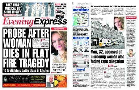 Evening Express – November 16, 2017