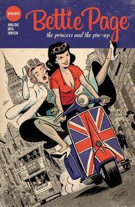 Dynamite-Bettie Page The Princess And The Pin Up Collection 2020 Hybrid Comic eBook