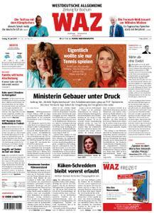 WAZ Westdeutsche Allgemeine Zeitung Bochum-Ost - 14. Juni 2019