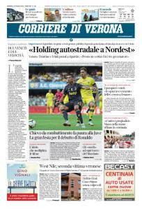 Corriere di Verona - 19 Agosto 2018