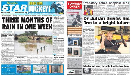Shropshire Star Shrewsbury Edition – June 14, 2019
