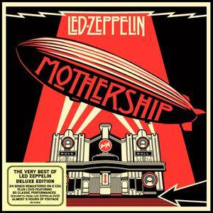 Led Zeppelin - Mothership (2007) [Deluxe Edition, Digipak] 2CD/DVD Set
