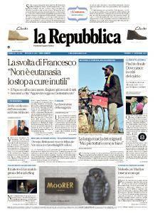 la Repubblica - 17 Novembre 2017