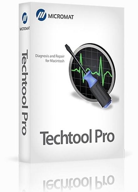 TechTool Pro 10.1.2 Build 4454 Multilingual macOS