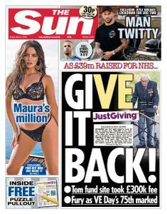 The Sun UK - 8 May 2020