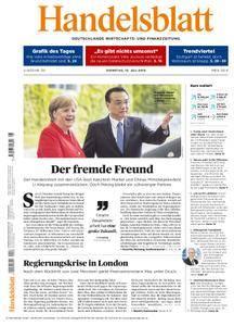 Handelsblatt - 10. Juli 2018