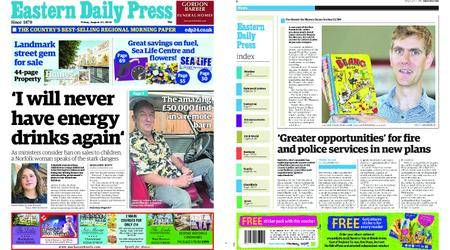 Eastern Daily Press – August 31, 2018