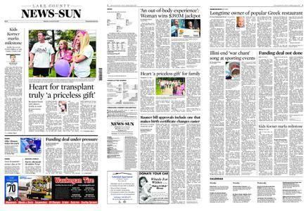 Lake County News-Sun – August 28, 2017