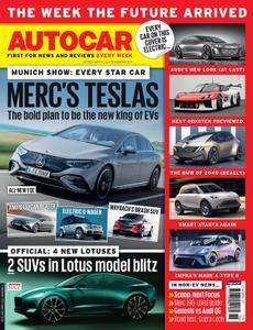 Autocar UK - 08 September 2021