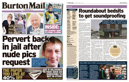 Burton Mail – March 09, 2021