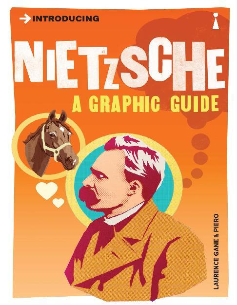 Icon Books - Introducing Nietzsche A Graphic Guide 2014 Hybrid Comic eBook