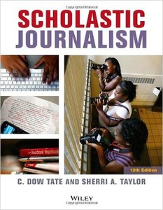 Scholastic Journalism, 12 edition (repost)
