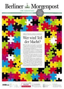 Berliner Morgenpost - 24. September 2017