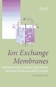 Ion Exchange Membranes: Preparation