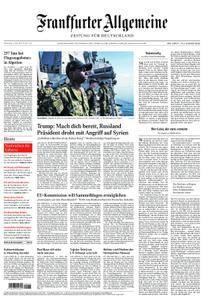 Frankfurter Allgemeine Zeitung F.A.Z. - 12. April 2018