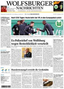 Wolfsburger Nachrichten - Unabhängig - Night Parteigebunden - 19. September 2019