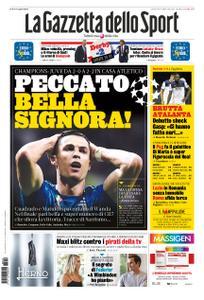 La Gazzetta dello Sport Roma – 19 settembre 2019