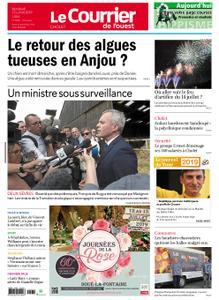 Le Courrier de l'Ouest Cholet – 12 juillet 2019