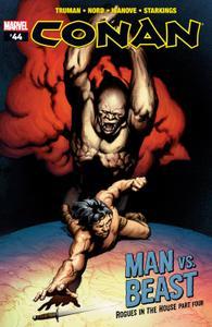 Conan 044 Marvel 2007 Digital Shadowcat