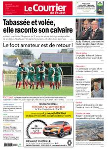 Le Courrier de l'Ouest Cholet – 10 septembre 2021