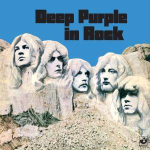 Deep Purple - In Rock (1970/2016) [Official Digital Download 24-bit/96 kHz]