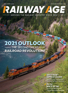 Railway Age - December 2020