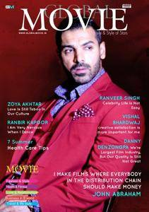 Global Movie Magazine - June 2018
