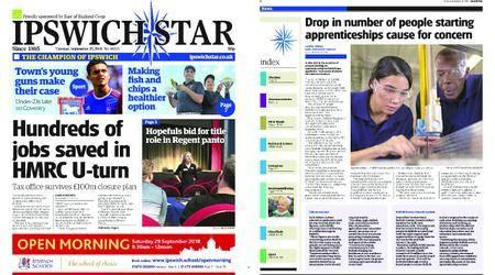 Ipswich Star – September 25, 2018