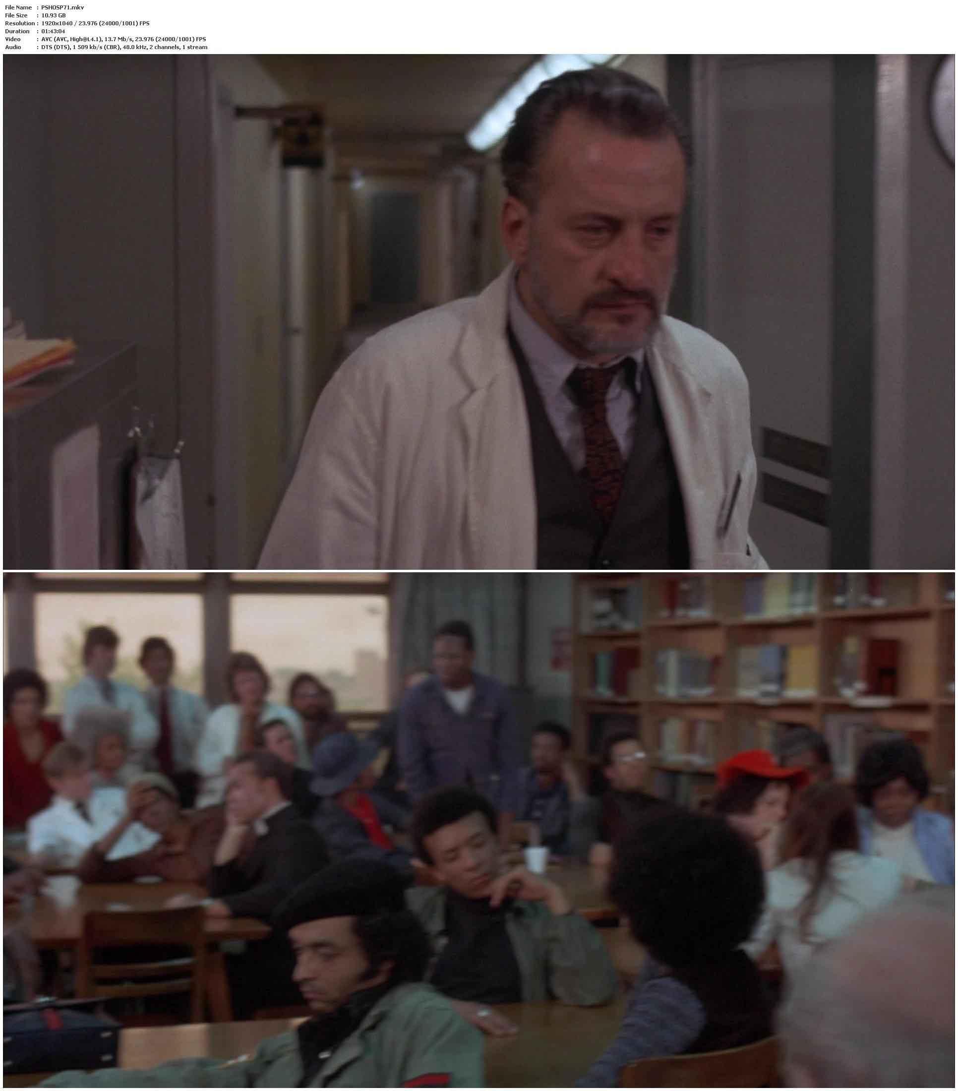 The Hospital (1971)