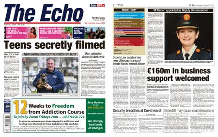 Evening Echo – February 10, 2021