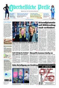 Oberhessische Presse Marburg/Ostkreis - 13. April 2018