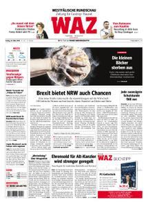 WAZ Westdeutsche Allgemeine Zeitung Castrop-Rauxel - 22. März 2019