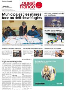 Ouest-France Édition France – 20 janvier 2020
