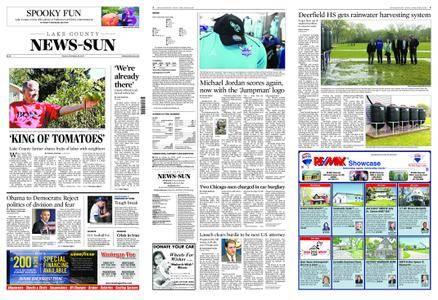 Lake County News-Sun – October 20, 2017