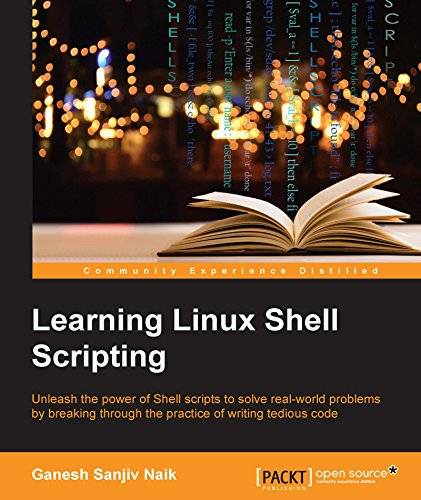 Learning Linux Shell Scripting