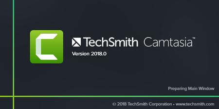 TechSmith Camtasia v2018.0.5 macOS
