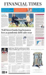Financial Times USA - June 30, 2020