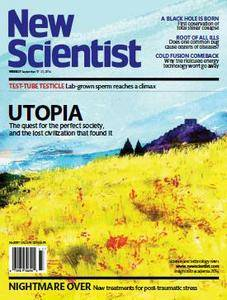 New Scientist - September 17, 2016