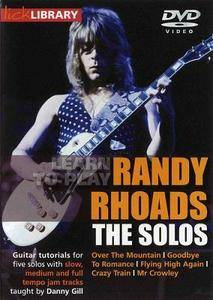 Learn to play Randy Rhoads - The Solos [repost]