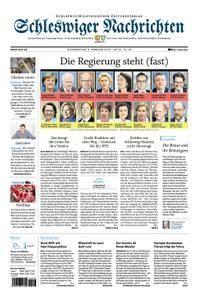 Schleswiger Nachrichten - 08. Februar 2018