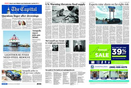 The Capital – August 09, 2019