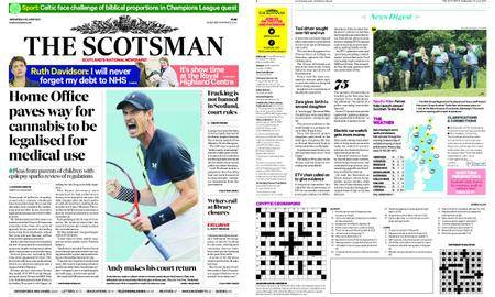 The Scotsman – June 20, 2018