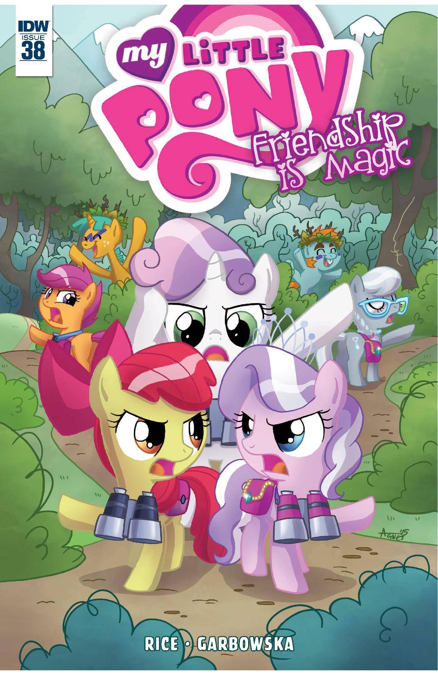 My Little Pony - Friendship Is Magic 038 2015 digital