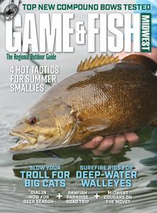 Game & Fish Midwest - August 2020